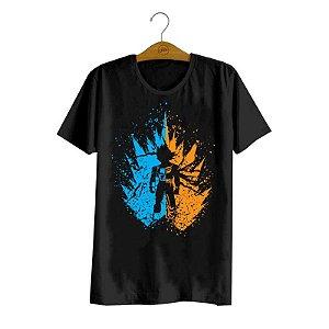 Camiseta Saiyajins