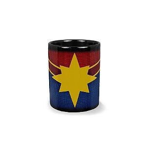 Caneca Capitã Marvel