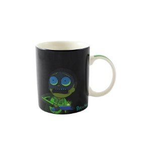 Caneca Mágica Rick And Morty