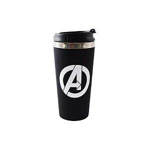 Copo Marvel Avengers Logo
