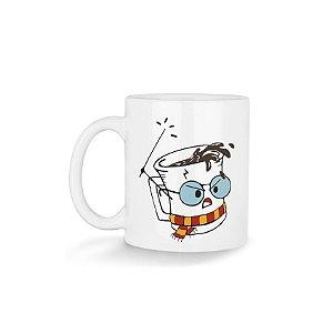 Caneca Harry Potter Espresso Patronum