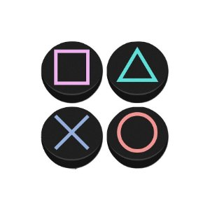 Porta Copos Playstation Botões