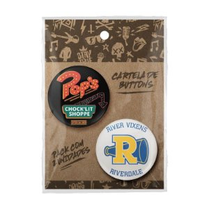 Pack Bottons Riverdale
