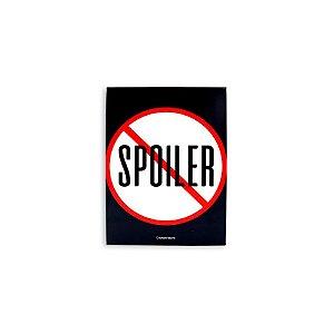 Placa No Spoiler