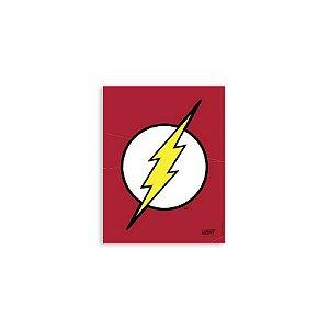 Placa Logo Flash