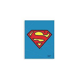 Placa Logo Superman