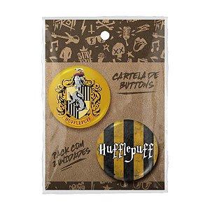 Pack Bottons Harry Potter Lufa-Lufa