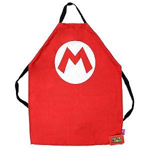 Avental Super Mario