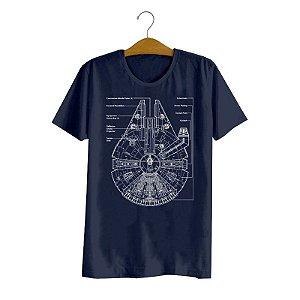 Camiseta Millennium Falcon Project