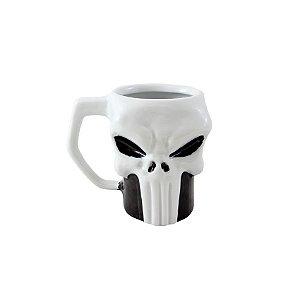 Caneca 3D Marvel Justiceiro