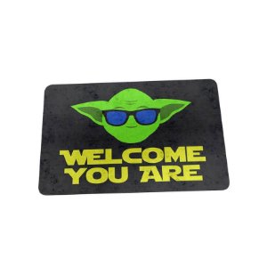 Capacho Ecológico Welcome You Are