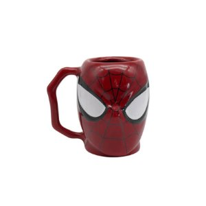 Caneca 3D Marvel Homem Aranha