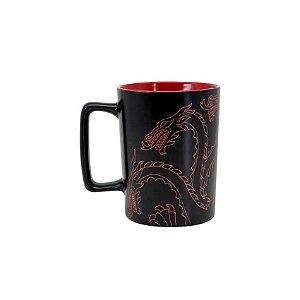 Caneca Game Of Thrones Casa Targaryen