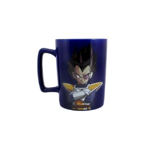 Caneca Dragon Ball Vegeta