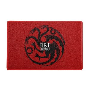 Capacho Vinil Targaryen Fire And Blood