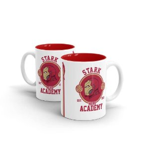 Caneca Stark Hero Academy