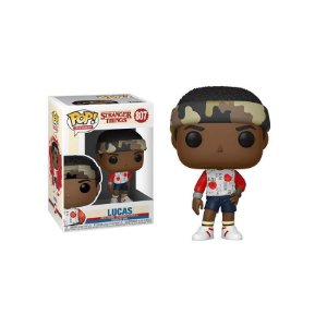 Lucas - Stranger Things - Pop! Funko
