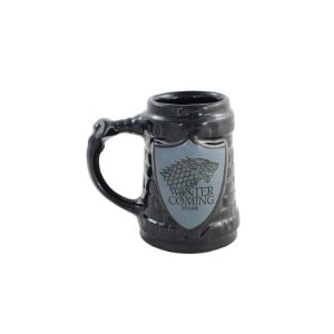 Caneca 3D Game Of Thrones Stark Escudo