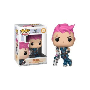 Zarya - Overwatch - Pop! Funko