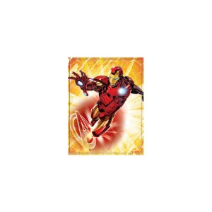 Placa Iron Man