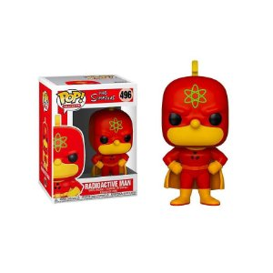 Radioactive Man - The Simpsons - Pop! Funko