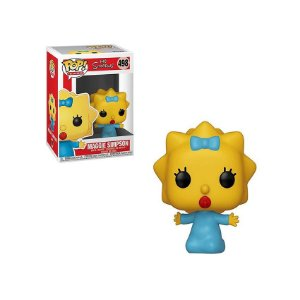 Maggie Simpson - The Simpsons - Pop! Funko