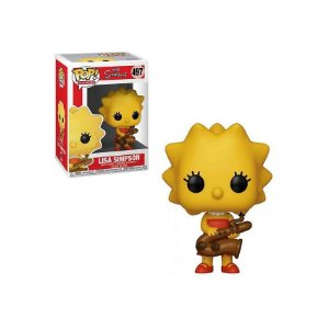 Lisa Simpson - The Simpsons - Pop! Funko
