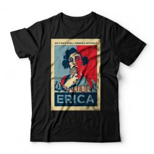 Camiseta Stranger Things Erica