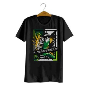 Camiseta Naruto Rock Lee