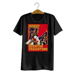 Pré-Venda - Camiseta Tarantino