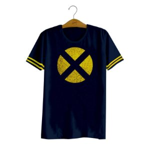 Pré-Venda - Camiseta X-Men Logo