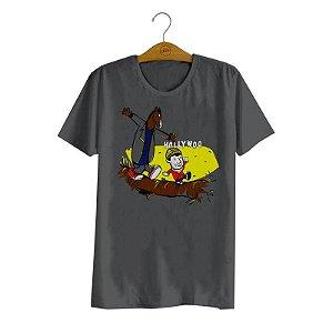 Camiseta BoJack e Todd
