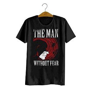 Camiseta Demolidor O Homem Sem Medo
