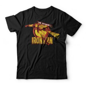 Camiseta The Invencible Iron Man