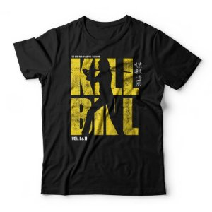 Camiseta Kill Bill Logo