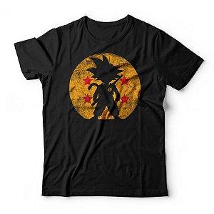 Camiseta Goku Esfera