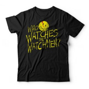 Camiseta Who Watches The Watchmen?