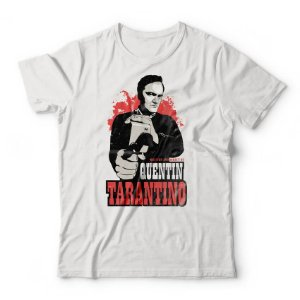 Camiseta Directed By Quentin Tarantino