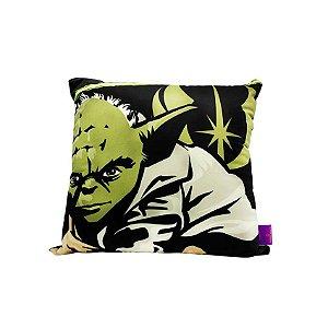 Almofada Star Wars Mestre Yoda