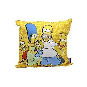 Almofada Simpsons Família