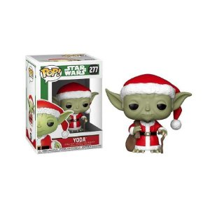 Yoda Santa - Star Wars - Pop! Funko