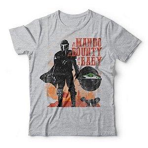 Camiseta Mando & Baby Yoda
