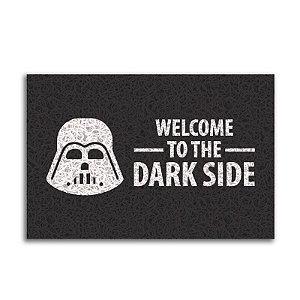 Capacho Vinil Darth Vader Dark Side