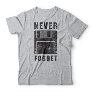 Camiseta Never Forget