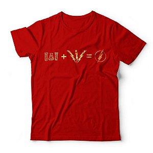 Camiseta Equação De Velocidade