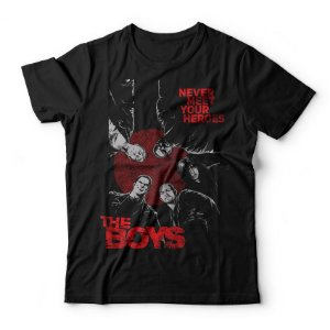 Camiseta The Boys