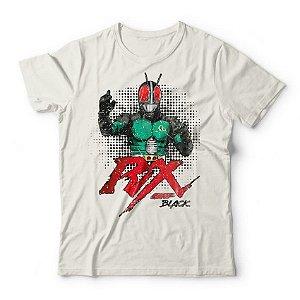 Camiseta Kamen Rider Black RX