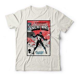 Camiseta Guerras Secretas
