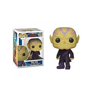 Talos - Captain Marvel - Pop! Funko
