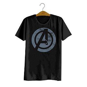 Camiseta Vingadores Logo
